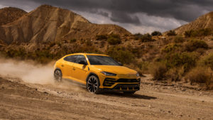 Lamborghini Urus новые автомобили Mabby.ru доска бесплатных объявлений